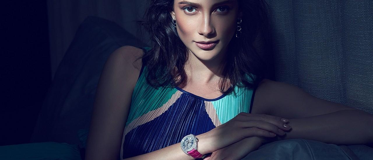 Simple Is An Art:Clé de Cartier系列腕錶