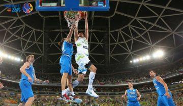 2015歐洲籃球錦標賽開打,天梭表計時啟動