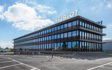 HUBLOT宇舶錶盛大慶祝第二座製錶工廠全新落成 品牌大使球王比利、Lapo Elkann以及超模Bar Refaeli親臨祝賀
