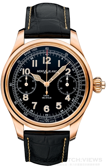 1858_112637 Chronograph Tachymeter Limited Edition - 100 pieces