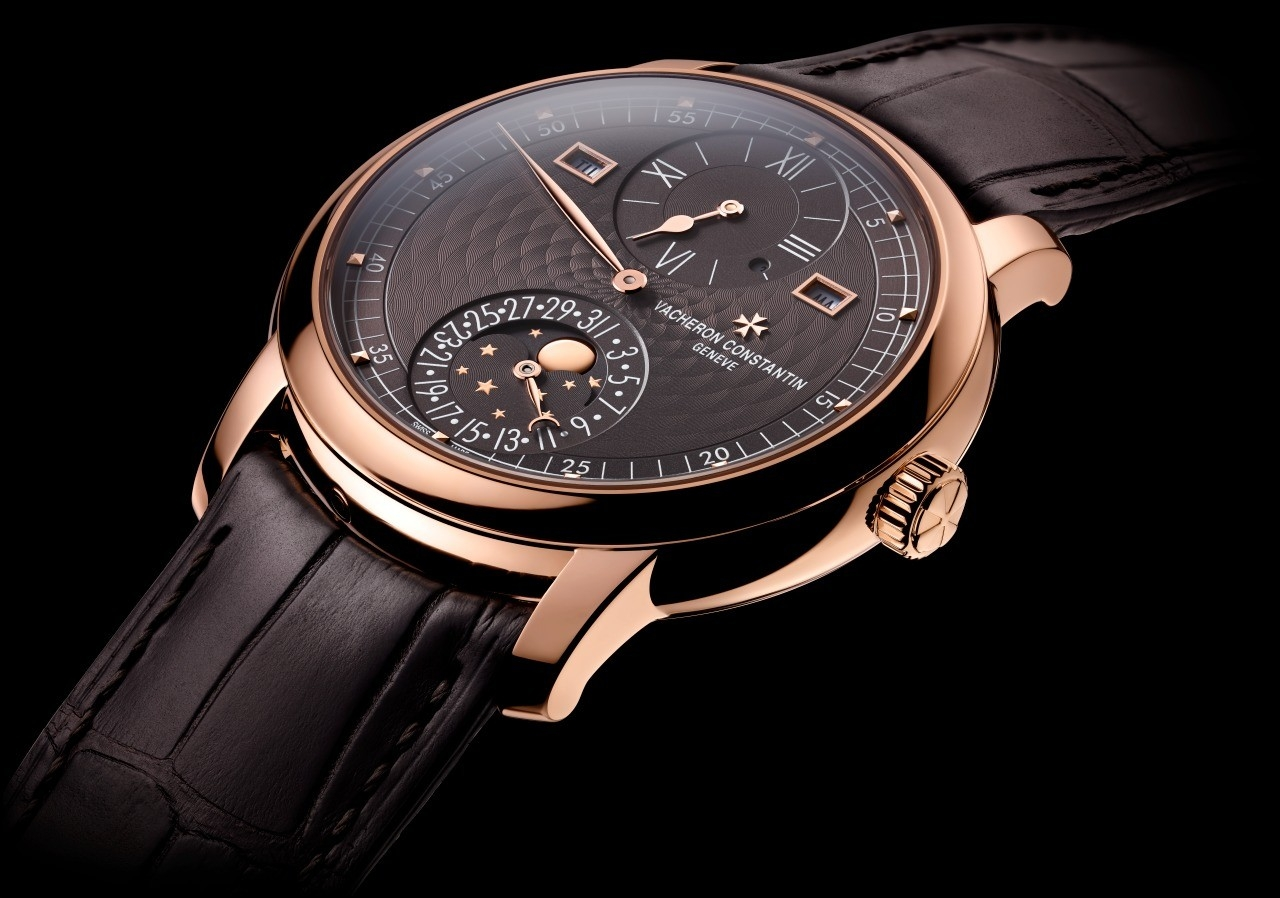 【2015 W&W報導】獨一無二的原創視窗:江詩丹頓Maître Cabinotier萬年曆三針一線錶款