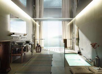 德式衛浴低調奢華 古典極簡易操控