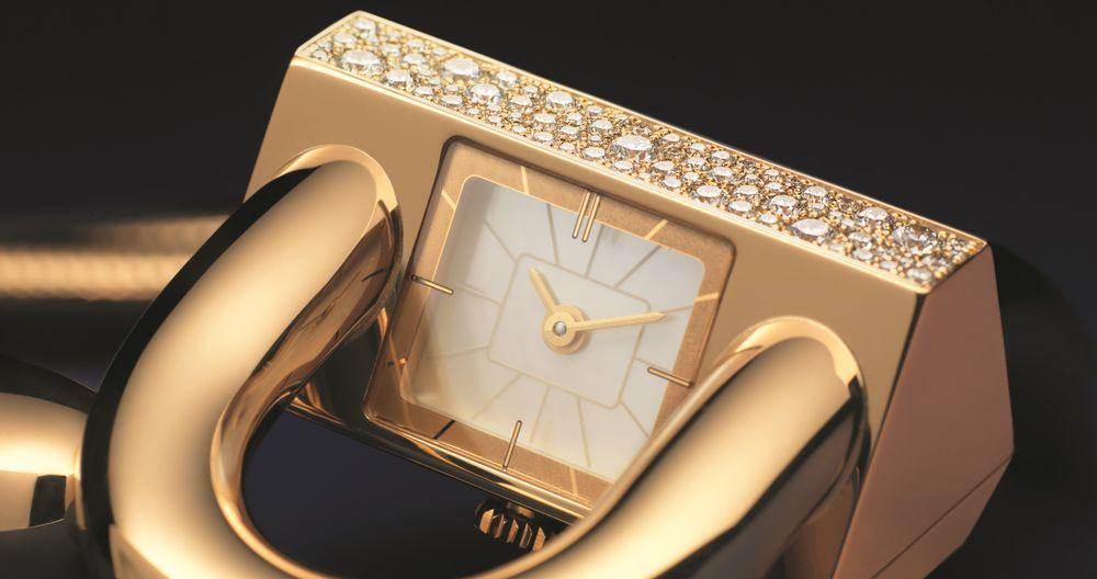 時間與珠寶──Van Cleef & Arpels