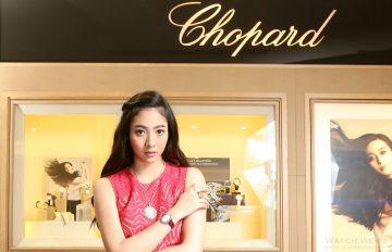 金光鐘錶舉辦蕭邦Chopard L'Heure du Diamant系列腕錶貴賓鑑賞會