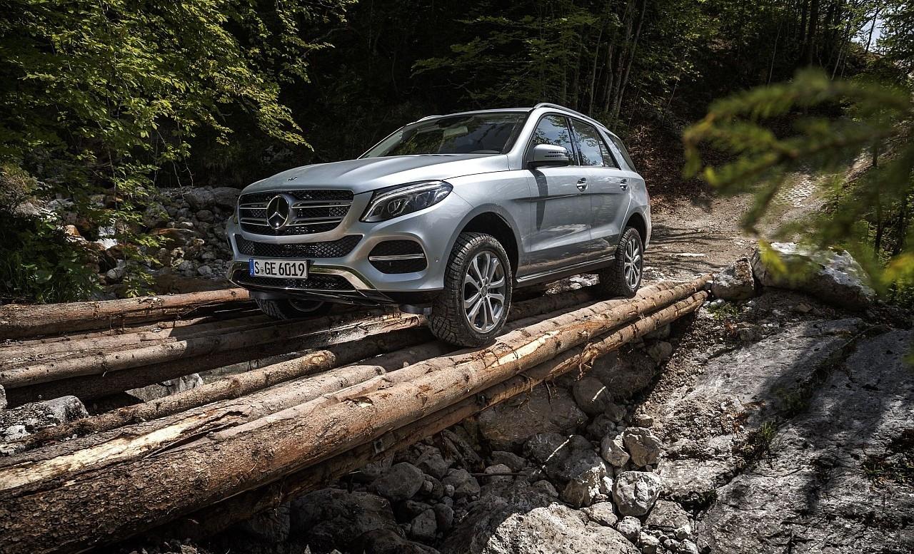 信念凌駕地平線:Mercedes-Benz 全新世代豪華休旅家族大軍 The new GLE首波先鋒磅礡登場