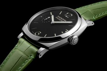 【2015 W&W報導】 Panerai推出搭載全新Cal.1000機芯的Radiomir 1940 3 Days 3 日動力儲存精鋼與紅金腕錶
