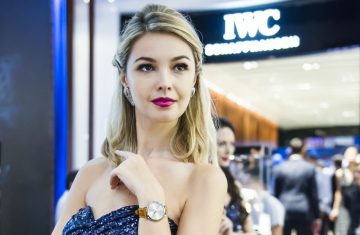 【2015 W&W報導】IWC推出首款單按鈕計時腕錶──柏濤菲諾手動上鏈單按鈕計時腕錶