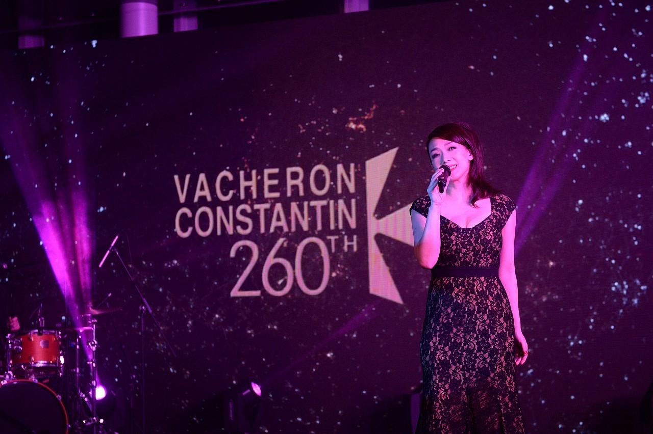 Vacheron Constantin江詩丹頓再創新高,於香港最高地標1,300尺高空舉行260周年盛大慶典
