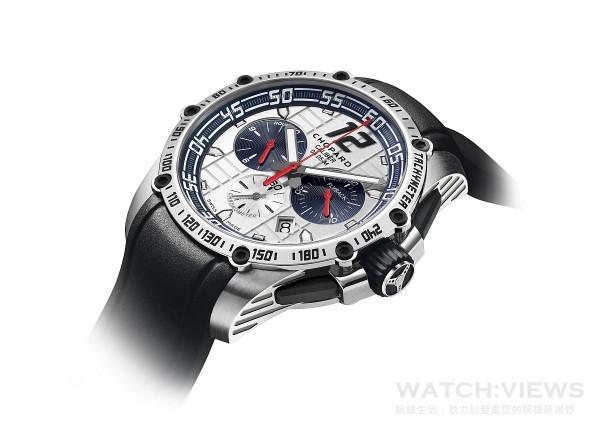 Superfast Chrono Porsche 919傑克‧埃克斯特別版腕錶,限量發行100枚,建議售價 NTD 425,000。