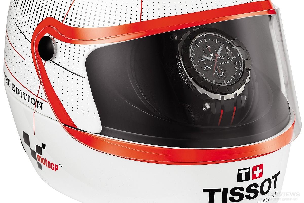 專為愛運動的你量身訂做:天梭競速系列MotoGP 2015限量版