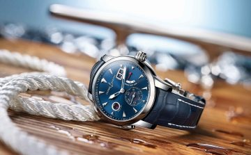 航海時計指標:Ulysse Nardin雅典錶全新Artemis Racing航海潛水限量腕錶與雙時區摩納哥限量腕錶