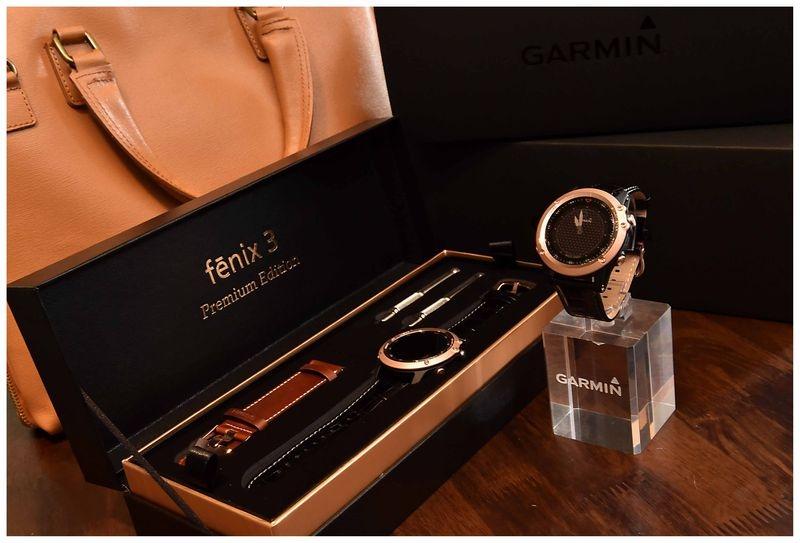Garmin跨足專業鐘錶市場:fēnix3玫瑰金及fēnix3全系列多功專業腕錶掀「腕帶經濟」與「多功腕錶」新風潮!