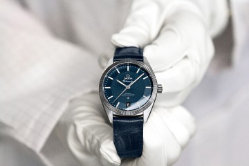 歐米茄推出世界首款大師天文台錶