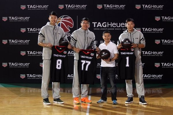 player and tag heuer