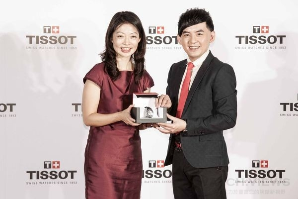 vice general manager of tissot and huang