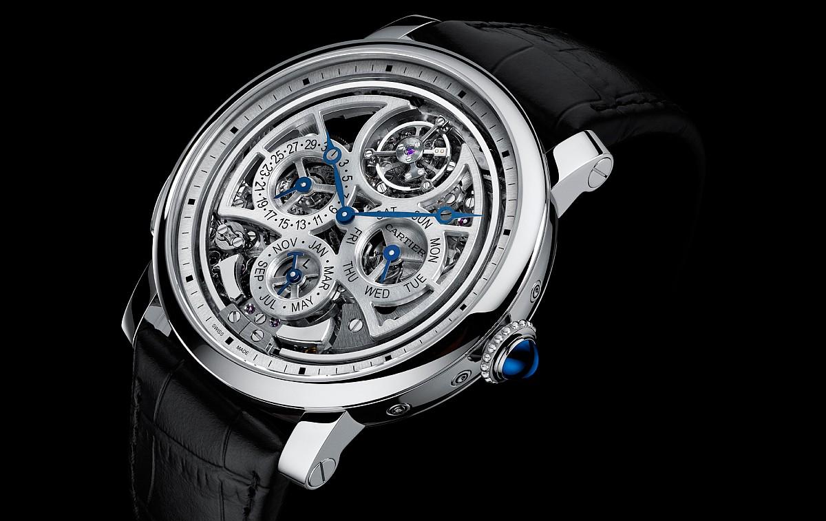 剔透空靈.永恆之美:2015 Cartier 鏤空腕錶傑作精選