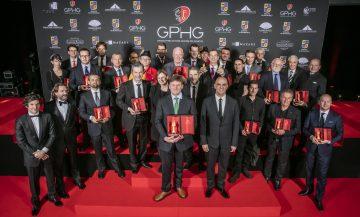 2015年第十五屆日內瓦鐘錶大賞Grand Prix d'Horlogerie de Genève(GPHG)得獎名單