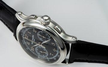 【實錶賞析】追求真、追求極致:百達翡麗Ref.5370 雙秒追針計時碼錶