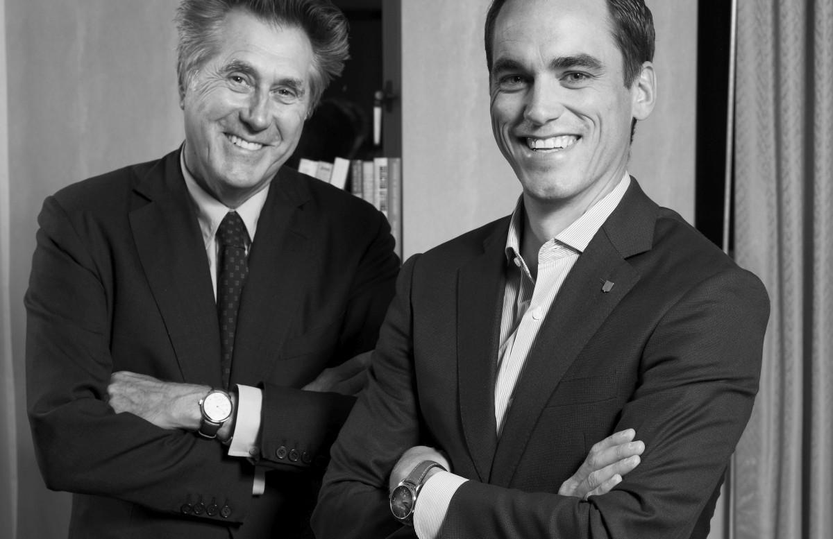 H. Moser & Cie.與英國搖滾巨星布萊恩費瑞聯手打造Endeavour Small Seconds Bryan Ferry限量腕錶