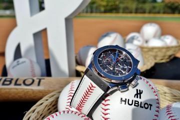 宇舶愛棒球!經典融合系列世界棒球12強限量腕錶上市