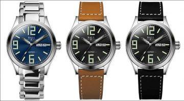 讀時極度清晰,耐用一生:慶祝創立125週年,BALL Watch推出Engineer II Genesis限時獨家優惠價預訂