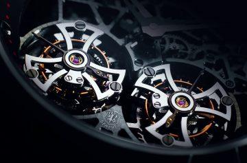 【鐘錶集評】華麗雙人舞:10款最吸睛雙陀飛輪腕錶