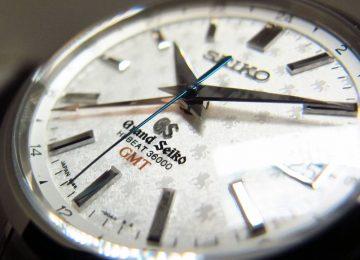 Grand Seiko 55週年榮耀時刻,亞洲獨家限量腕錶正式發表!