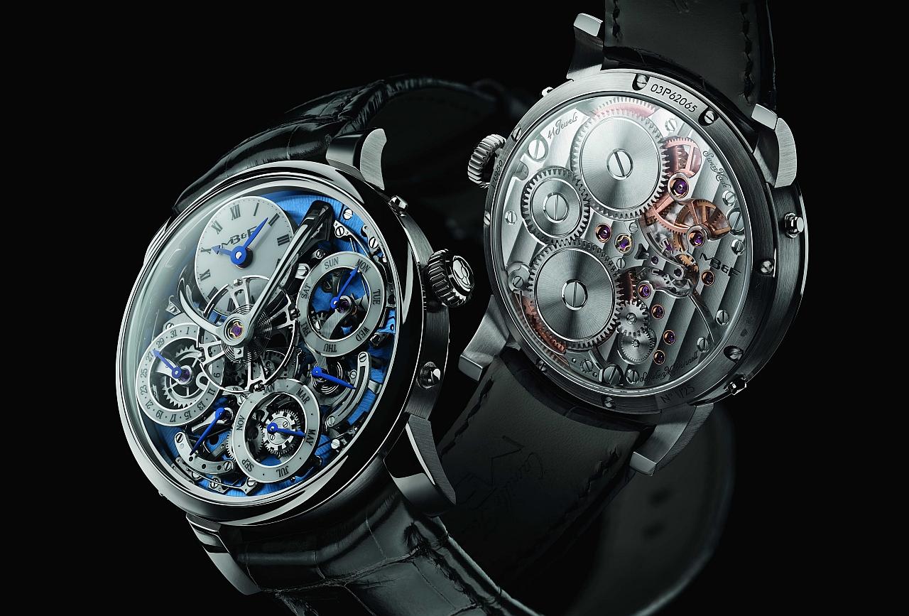 以加法人生顛覆萬年曆傳統:MB&F Legacy Machine Perpetual萬年曆腕錶