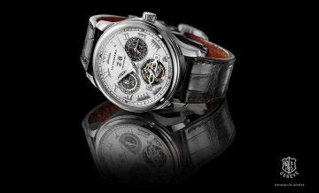 集結技術工藝與美學之大成:蕭邦L.U.C Perpetual T鉑金腕錶