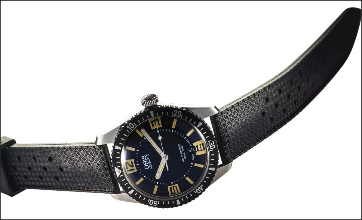 【實錶賞析】回潛美好時光:ORIS Divers Sixty-Five潛水錶