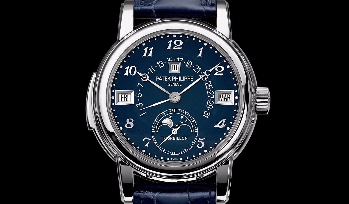 百達翡麗Patek Philippe Ref.5016A-010超級複雜功能腕錶於Only Watch 2015慈善拍賣會創破二億台幣天價