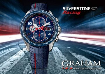 GRAHAM x 天文鐘錶 GRAHAM Silverstone RS Racing 首賣鑑賞會