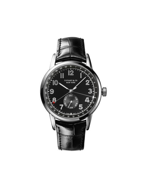 Tiffany CT60 限量年曆錶,NTD670,000
