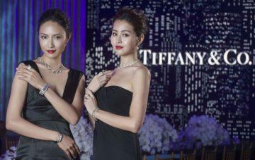 Tiffany迷醉紐約 10億頂級珠寶展魅
