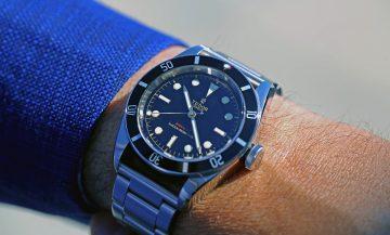 Tudor今年首次參與Only Watch慈善拍賣創下傲人佳績,宣布Heritage Black Bay One錶款將於近期正式對外販售