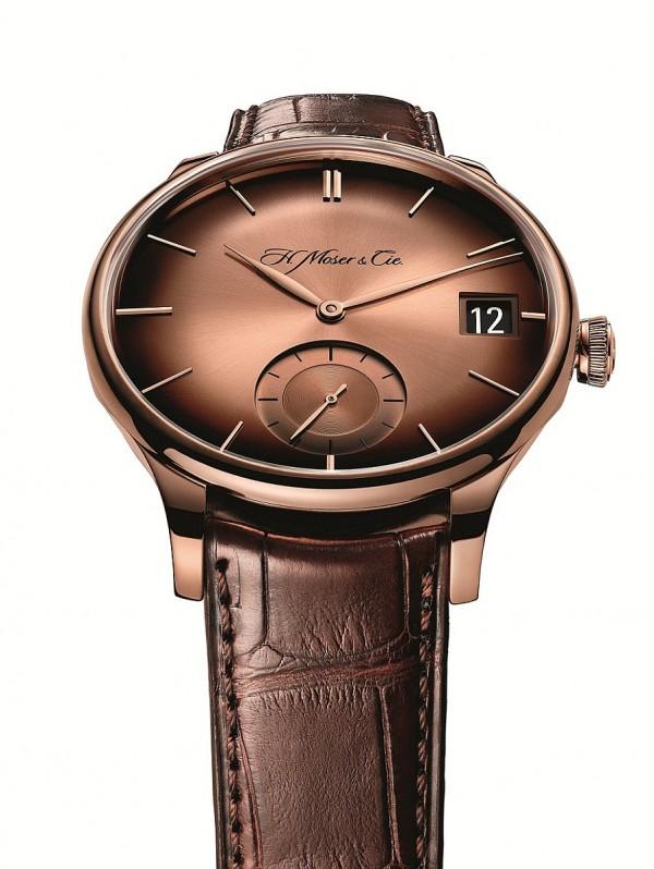冒險者大日曆(Venturer Big Date)腕錶擁有錶界數一數二的超大日期窗,非常清晰易讀。