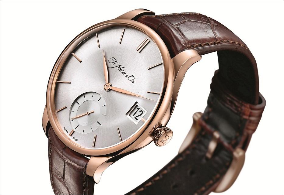 前所未有的大日曆腕錶:H. Moser & Cie. Venturer Big Date冒險者大日曆腕錶