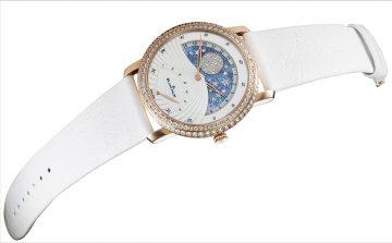 【實錶賞析】Blancpain寶鉑Women系列Juour Nuit日夜顯示雙逆跳腕錶