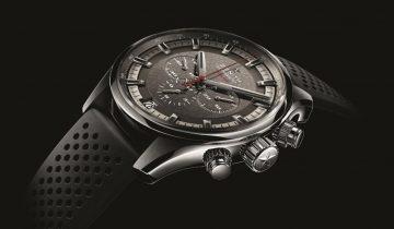 運動計時碼錶的精髓:Zenith El Primero Sport腕錶