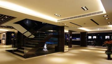 愛彼全新時間幾何展示會11月11至15日於寶鴻堂鐘表台北旗艦店盛大開展