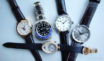 【曾士昕專欄】5支值得購買的手錶