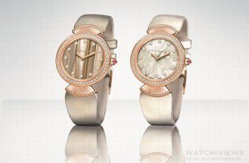 絢爛玫瑰金綻放光采,彩寶鑽飾迎新年:BVLGARI Diva腕錶傾訴女性優雅