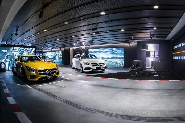 MercedeAMG以L4、V6、V8引擎車型壯大產品陣容與全新通路策略,積極拓展性能車市。