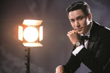 名士揭曉最新全球形象大使 陳坤優雅演繹經典風格