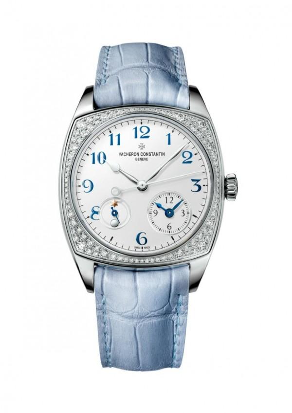 江詩丹頓的Harmony系列的Harmony Dual Time女錶獲得今年Montres Passion評選的最佳女錶大獎。