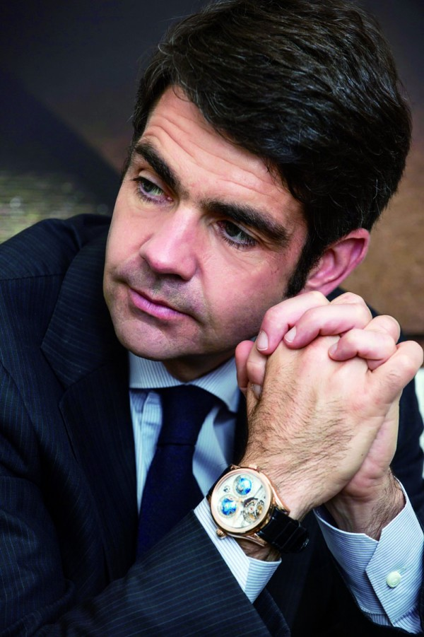 Jérôme Lambert先生表示,相較於傳統的專業鐘錶品牌,以書寫工具起家的萬寶龍,在品牌內涵中更強調技術或工藝的創新,因此在專業製錶領域中也特別強調,產品功能與設計必須與時俱進,更加專注於工藝革新,以確保技術維持在最前端。