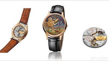 以古老工藝展現獨特內涵:蕭邦2016年L.U.C XP Urushi猴年蒔繪腕錶
