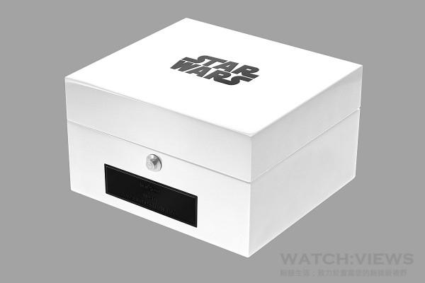萬希泉星際大戰系列陀飛輪腕錶內錶盒