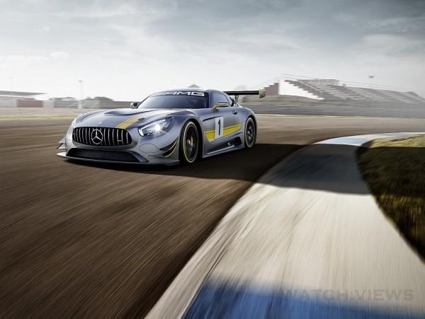 為呈現Mercedes-AMG的品牌精神,台灣賓士特地將全新純種賽車AMG GT3空運來台,讓熱血車迷於2016年台北新車大展見證AMG的性能實力。