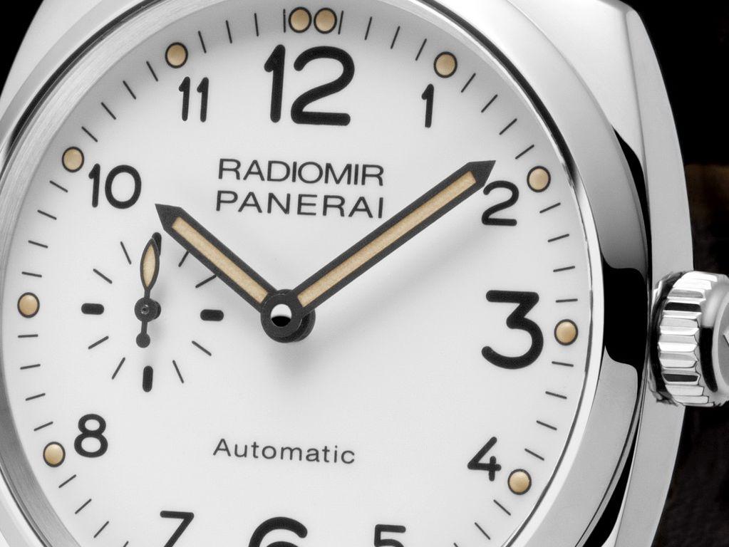 2016 Pre-SIHH: 沛納海全新Radiomir 1940 3 Days Automatic 3 日動力儲存自動腕錶